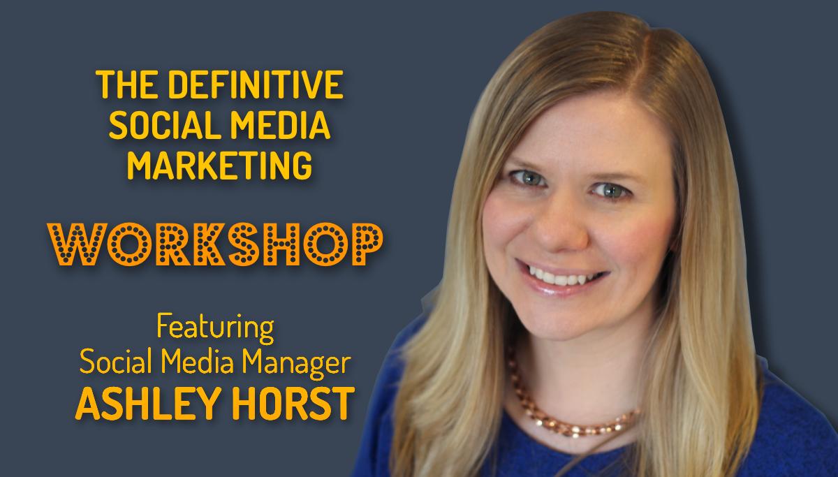 Ashley Horst Workshop